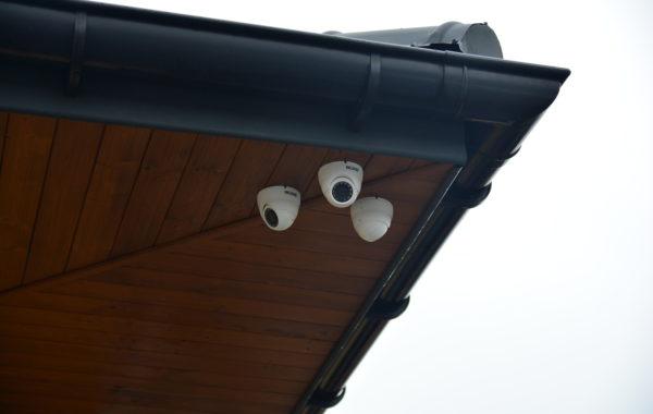 Instalacja kamer w domu jednorodzinnym w miejscowości Izabelin