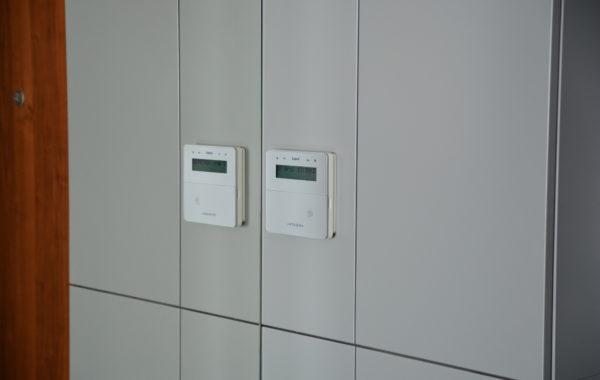 Montaż eleganckiego systemu alarmowego w mieszkaniu na warszawskim Mokotowie