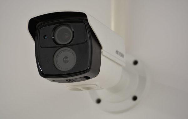 Instalacja kamer w butiku PTAK MODA